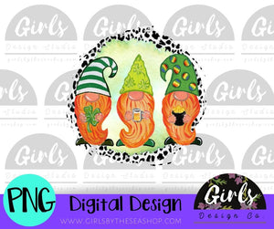 Cheetah Drinking Gnome DIGITAL FILE-desser, Digital, Digital Design, Digital File, PNG, Sublimation, SVG, Transfer-Shop-Wholesale-Womens-Boutique-Custom-Graphic-Tees-Branding-Gifts