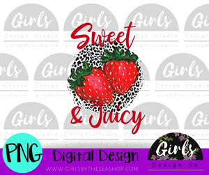 Sweet and Juicy DIGITAL FILE