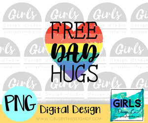 Free Dad Hugs DIGITAL FILE-#SummerDesign, Dad Hugs, Digital, Digital Design, Digital File, Heart, PNG, Pride, Rainbow, Sublimation, Summer, SVG, Transfer-Shop-Wholesale-Womens-Boutique-Custom-Graphic-Tees-Branding-Gifts
