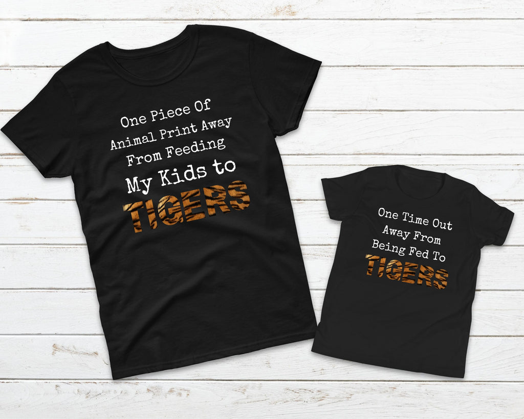 Tigers - Adult / Baby / Toddler / Youth