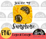 You Are My Sunshine  - Digital File