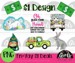 Fri-YAY  Deal  ~ Jan 31~ DIGITAL FILES