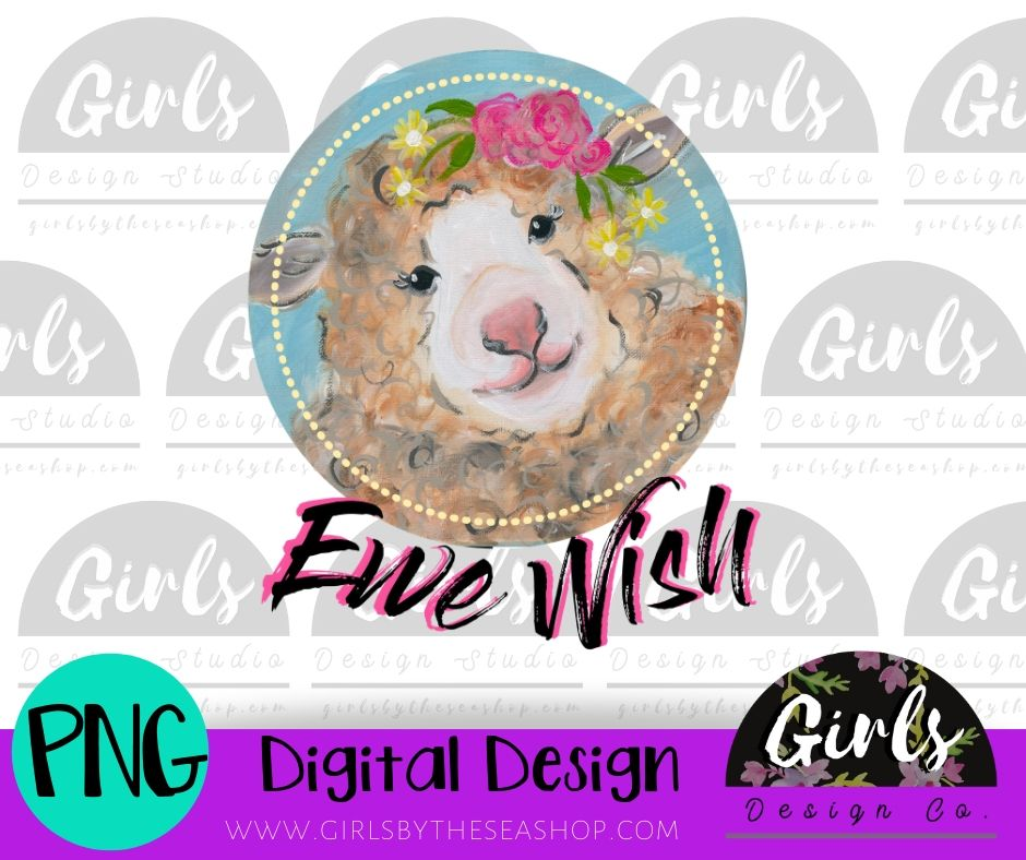 Ewe Wish DIGITAL FILE