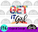 Get It Girl DIGITAL FILE