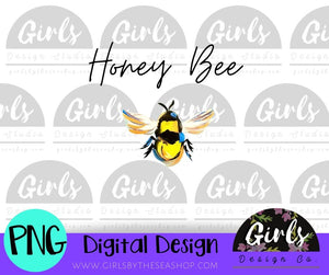 Honey Bee DIGITAL FILE-ADDMember, desser, Digital, Digital Design, Digital File, PNG, Sublimation, SVG, Transfer-Shop-Wholesale-Womens-Boutique-Custom-Graphic-Tees-Branding-Gifts