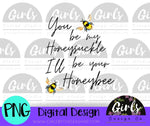I'll Be Your Honey Bee DIGITAL FILE