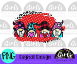 Love Gnomes DIGITAL FILE-desser, Digital, Digital Design, Digital File, PNG, Sublimation, SVG, Transfer-Shop-Wholesale-Womens-Boutique-Custom-Graphic-Tees-Branding-Gifts