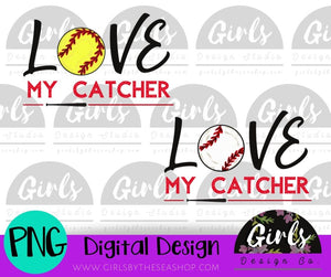 Love My Catcher DIGITAL FILE