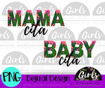 Mama Cita Baby Cita CactusDIGITAL FILE-ADDMember, Baby, Cita, desser, Digital, Digital Design, Digital File, Mama, PNG, Sublimation, SVG, Transfer-Shop-Wholesale-Womens-Boutique-Custom-Graphic-Tees-Branding-Gifts