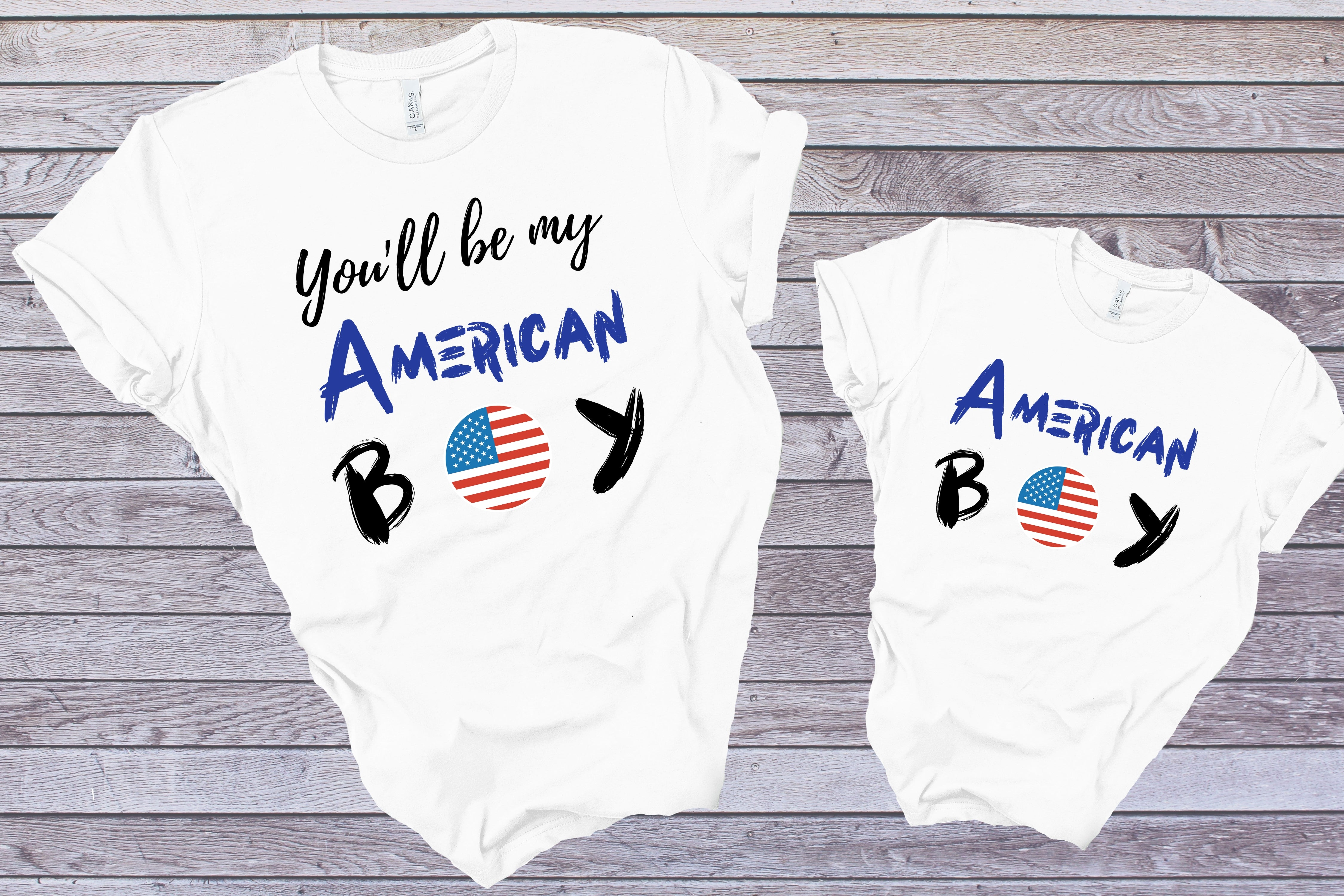 Wholesale :: You'll Be My American Boy