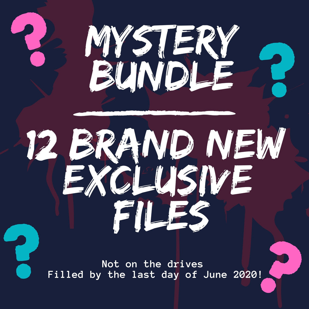 Mystery Bundle ~ 12 DIGITAL FILES