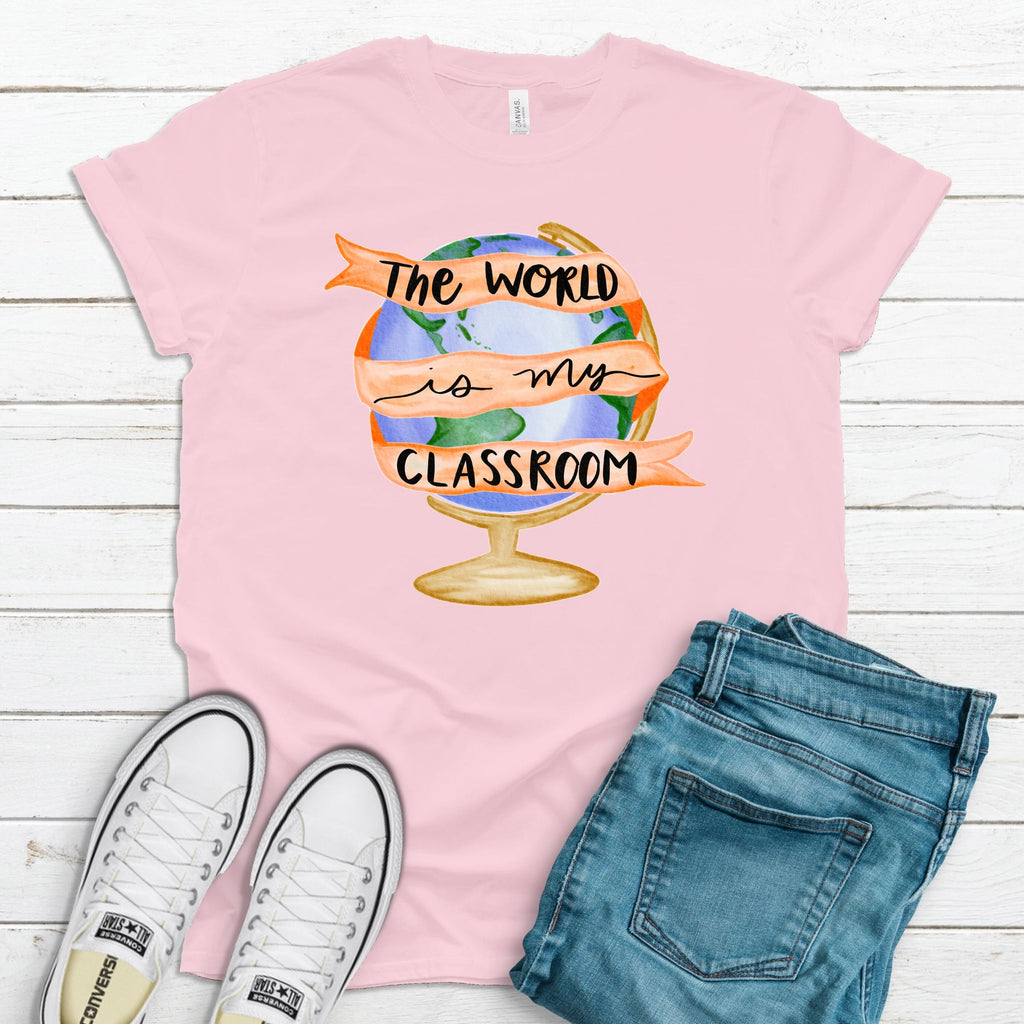 Wholesale :: The World Is My Classroom