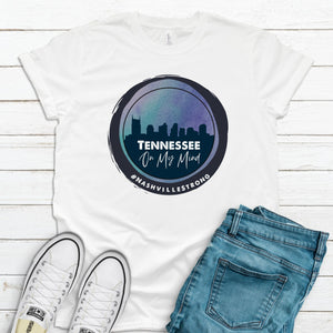 WHOLESALE :: #NashvilleStrong Fundraiser Shirt-Shop-Wholesale-Womens-Boutique-Custom-Graphic-Tees-Branding-Gifts