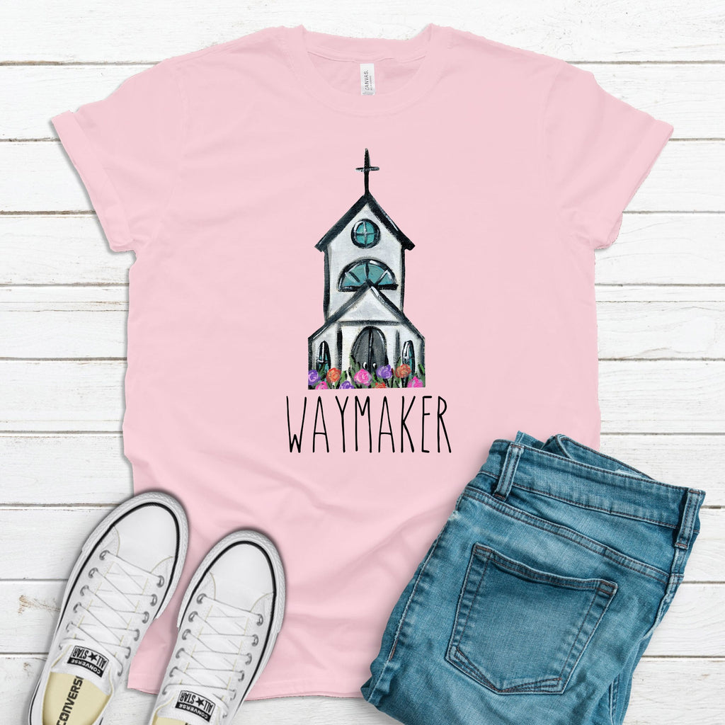 Waymaker T-Shirt - Adults
