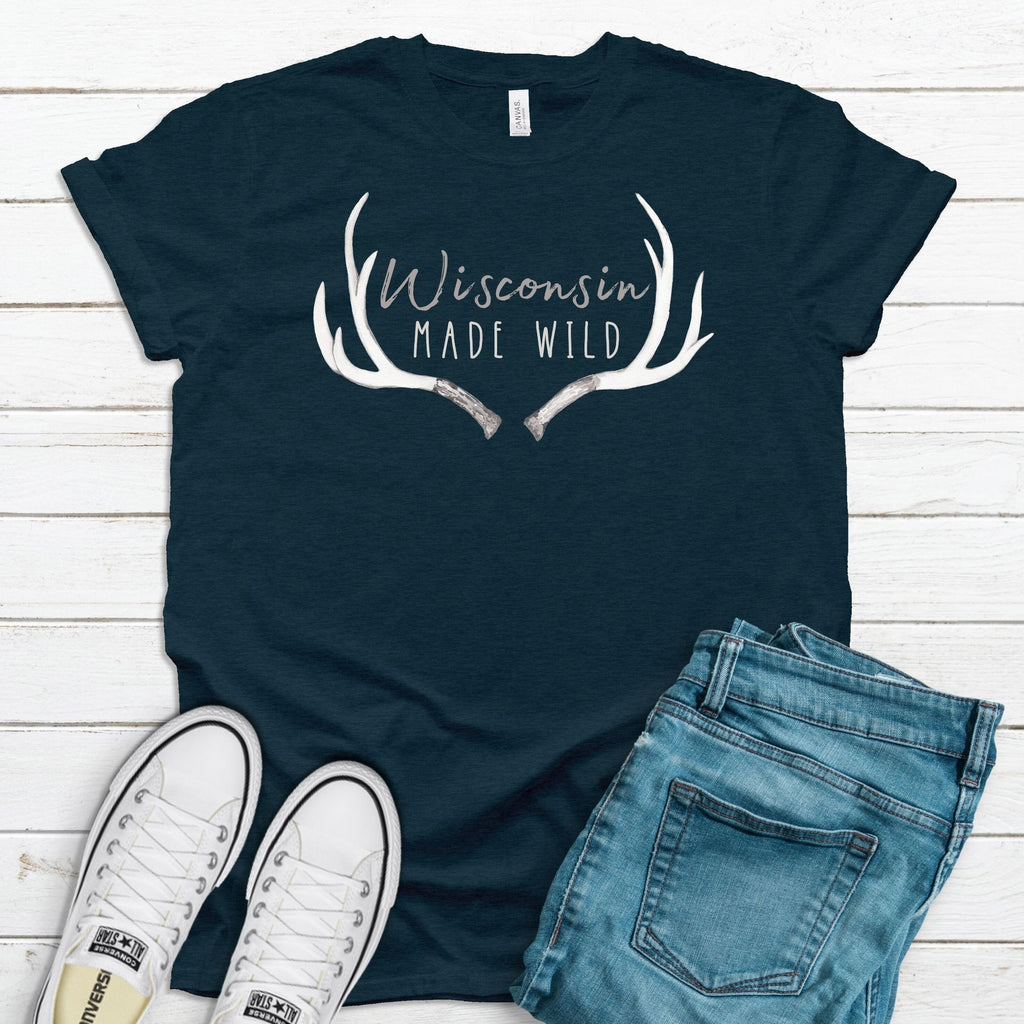 WHOLESALE :: Wisconsin Made Wild Tee