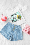 100% That Chick T-Shirt - Baby / Toddler / Youth-Gift-Shop-Wholesale-Womens-Boutique-Custom-Graphic-Tees-Branding-Gifts