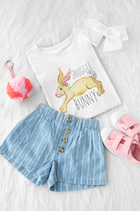 Wholesale :: Snuggle Bunny T-Shirt - Baby / Toddler / Youth-Wholesale_Easter_Kids-Shop-Wholesale-Womens-Boutique-Custom-Graphic-Tees-Branding-Gifts