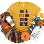 WHOLESALE :: Hate Has No Home Here~ Gold