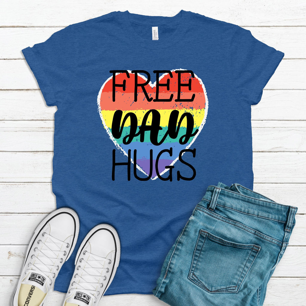 WHOLESALE :: Free Dad Hugs - Heather Royal