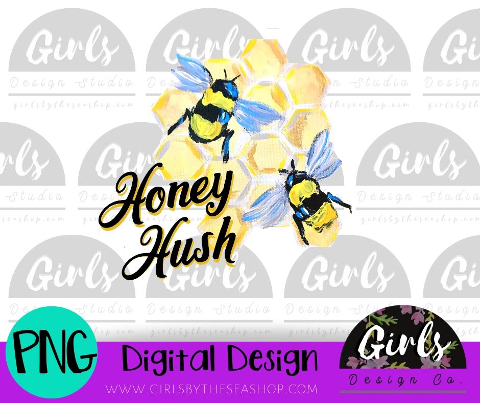 Honey HushDIGITAL FILE