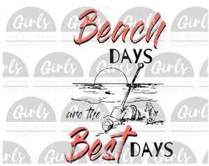 Beach Days are the Best Days DIGITAL FILE-ADDMember, beach, beach Days, Digital, Digital Design, Digital File, palm trees, PNG, Sublimation, summer, summer day, SummerDesign, sunny day, SVG, Transfer, water-Shop-Wholesale-Womens-Boutique-Custom-Graphic-Tees-Branding-Gifts