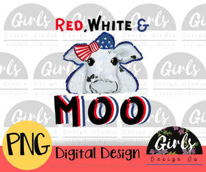 Red White & Moo DIGITAL FILE