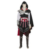 Assassin Creed II Full Costume (Black) - cosplayboss