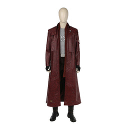 Guardian of the galaxy 2 - Star Lord Full Costume (Trench coat version) - cosplayboss