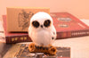 Harry Potter Cute Decoration Owl Doll Showcase Office Home Use - cosplayboss