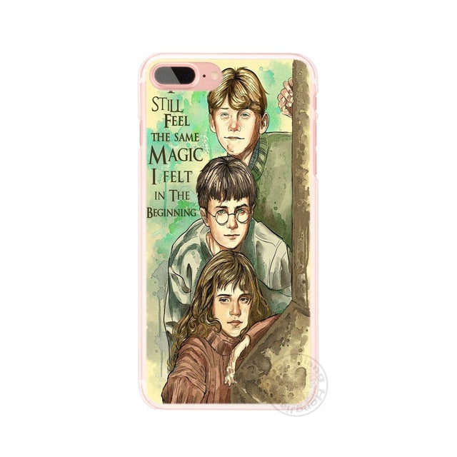 Harry Potter Marauders Map Phone Cover Protection Case for iphone ...