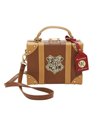 Harry Potter Hogwarts Platform 9 3/4 Trunk Crossbody Handbag Bag Purse Cosplay Prop - cosplayboss
