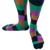 Joker Socks TDK Dark Knight Halloween Costume Prop Men - cosplayboss