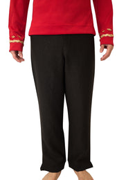 Star Trek Costume Pants TOS Uniform Classic Original Series Men Kirk Spock Scotty - cosplayboss