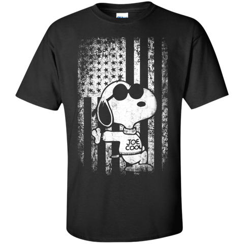 Flag- Snoopy - snoopy shirts