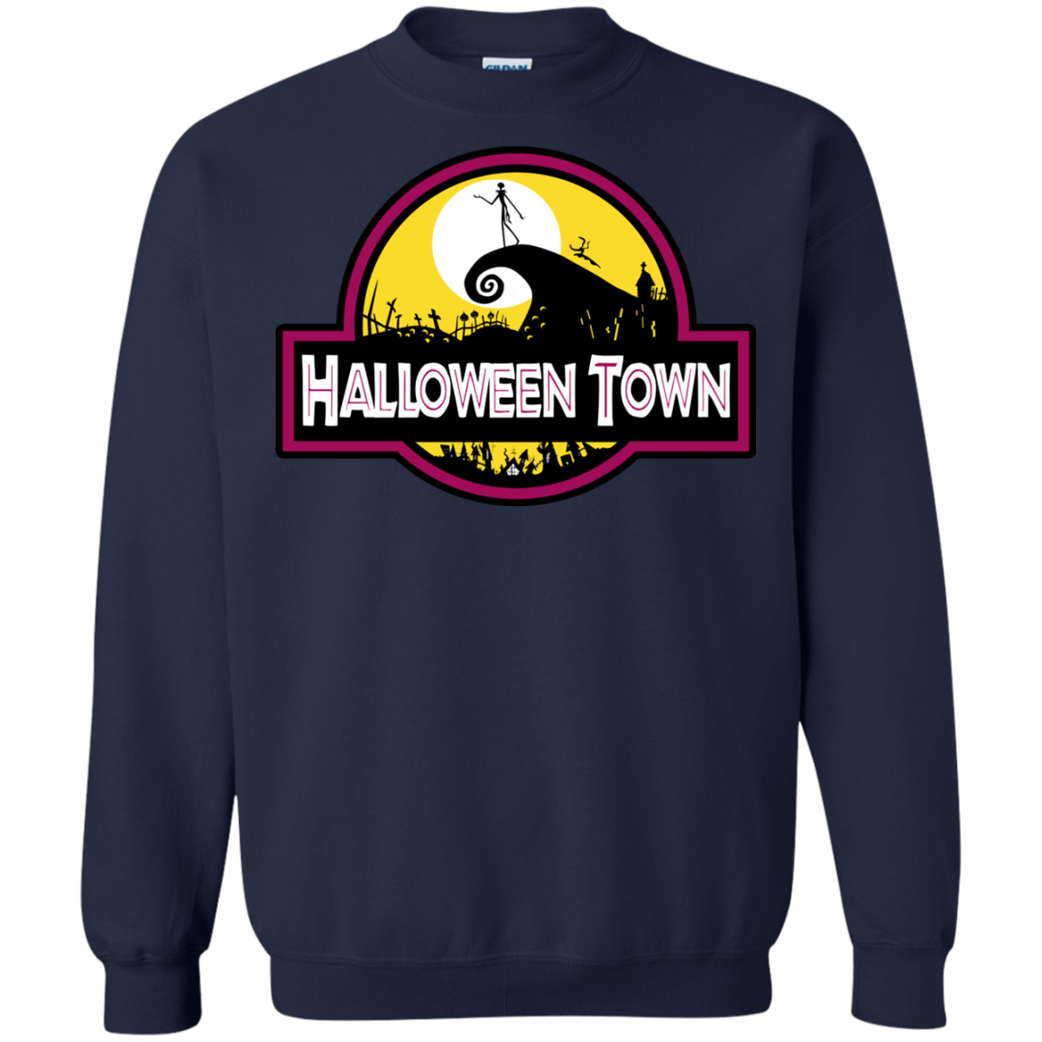 The nightmare before Christmas - Halloween Town