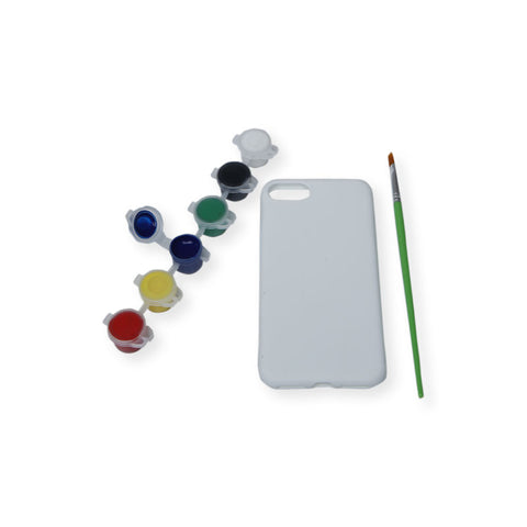 Paint Your Phone Case