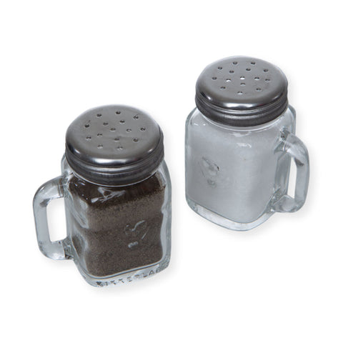 Salt and Pepper Mason Jars