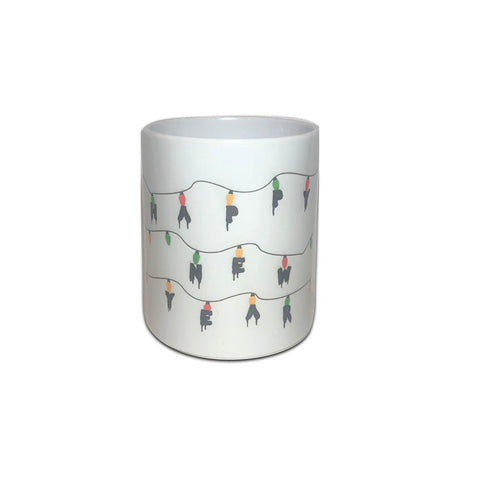 Stranger Things Mug - Happy New Year