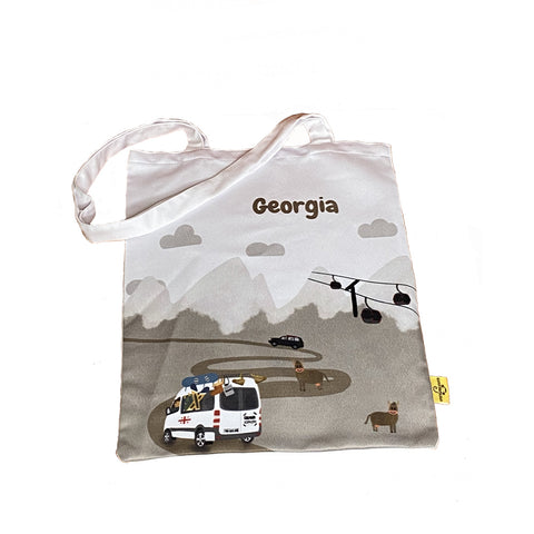 Georgia -  Tote Bag