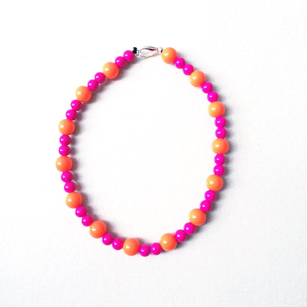 Clementine necklace