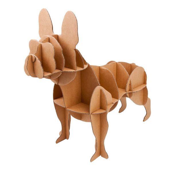 French Bulldog Cardboard Dog
