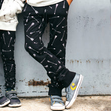 Black Arrow Sweatpants / Jog Pants - Well Grounded Co Bottoms