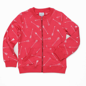 Red Arrow Jacket - Well Grounded Co
