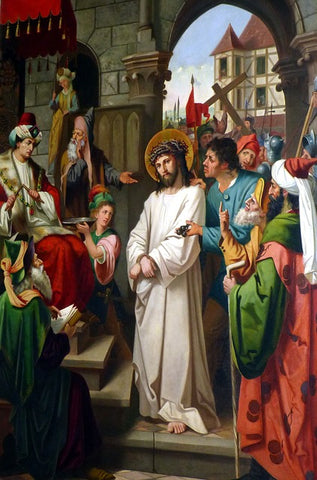 Good Friday - Jesus Judgement - In God's Service Store