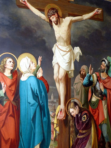 Good Friday - Jesus Crucifixion - In God's Service Store