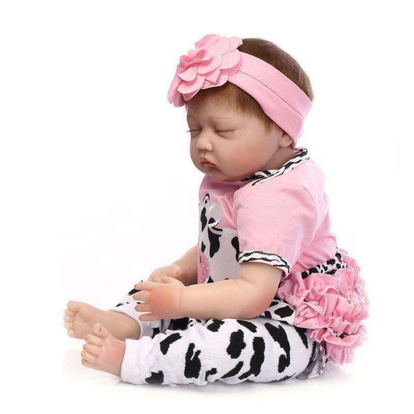 22 Inch Realistic Looking Reborn Baby Doll, Reborn Baby Dolls,In God's Service Store