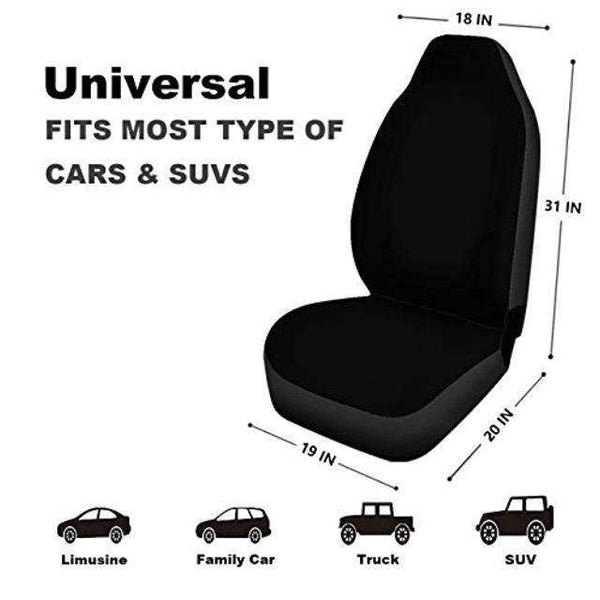 Blessed are The Pure in Heart Universal Car Seat Covers, Universal Car Seat Covers,In God's Service Store