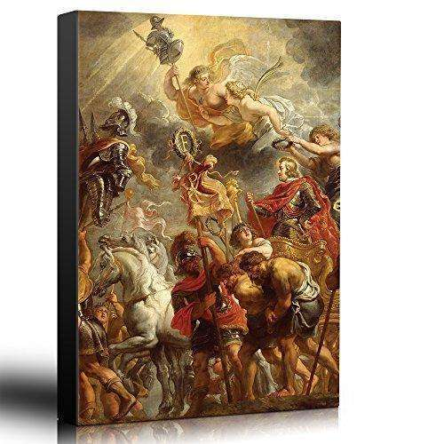 Christian Print Baroque Style Canvas Oil Painting, Canvas Oil Paintings, Pictures and Prints,In God's Service Store