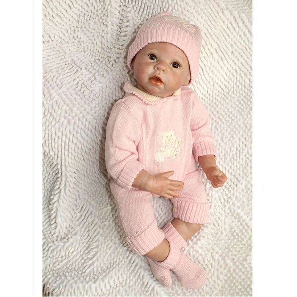 Handcrafted Silicone Reborn Baby Dolls, Reborn Baby Dolls,In God's Service Store