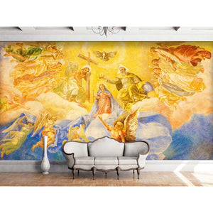 Heaven's Splendor 3D Wallpaper Mural, Heaven's Splendor 3D Wallpaper Mural,In God's Service Store